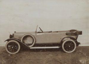 W latach 1922-1924 wyprodukowano łącznie 106 sztuk, zarówno osobowych, jak i użytkowych.